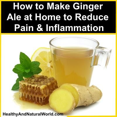 how to make ginger ale