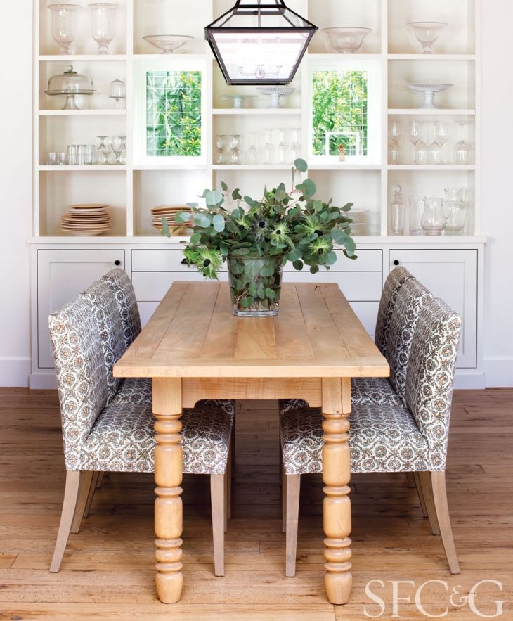 Step Inside A Modern Mill Valley Farmhouse