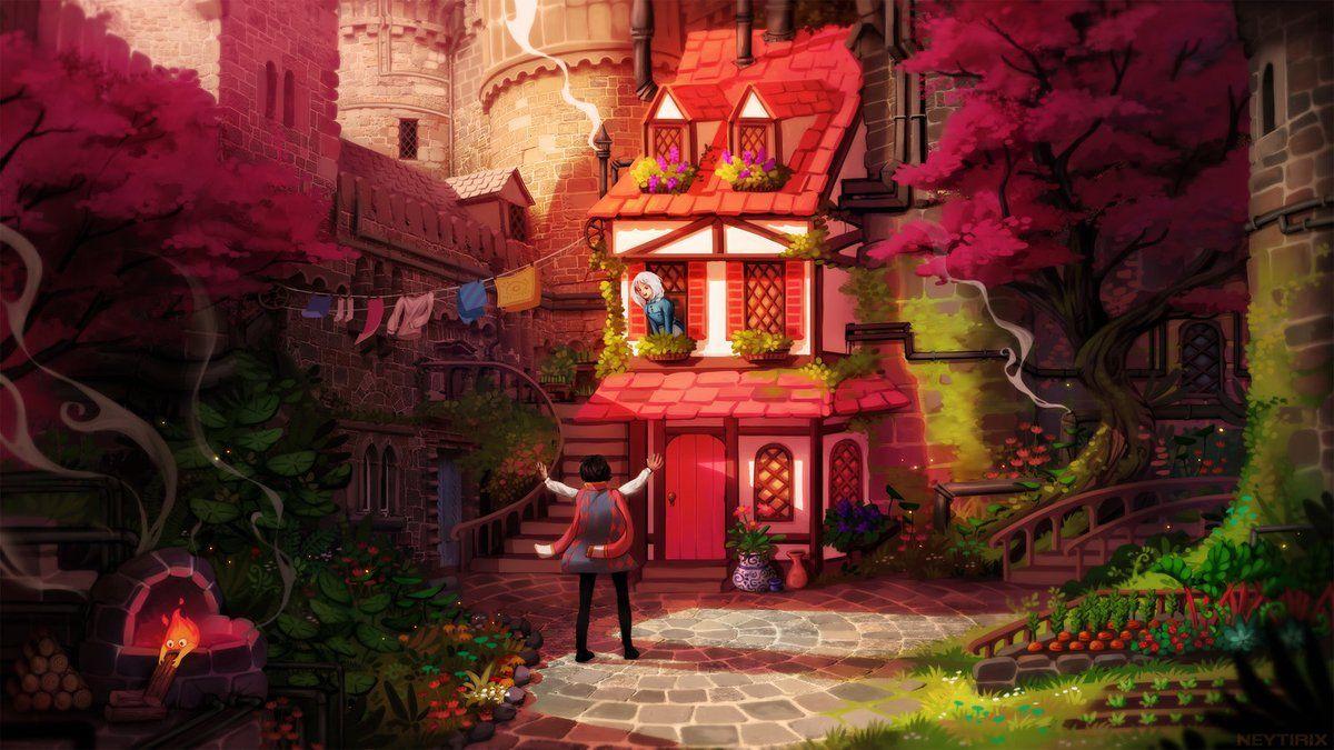 álvaro López Martín A1varolopez Twitter Peliculas De Miyazaki El Castillo Ambulante Ghibli