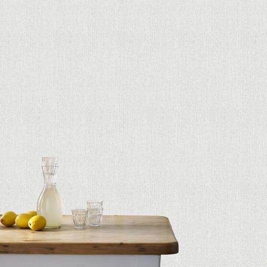 Matrix Soft Grey Wallpaper, , large Grey wallpaper