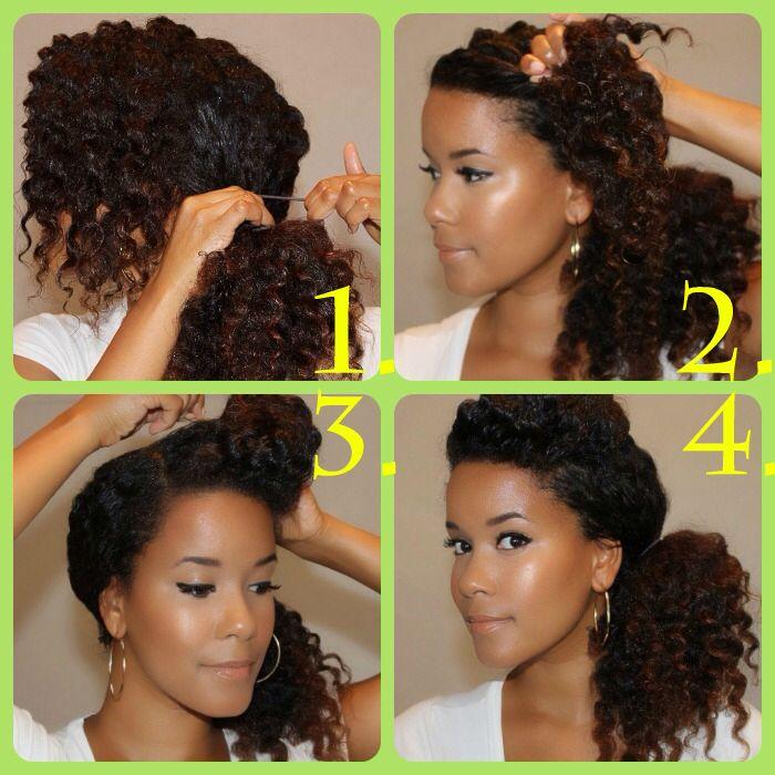 Natural Hair Diy 5 Back To School Inspired Styles The Layer Natural Hair Styles Natural Hair Diy Curly Hair Styles Naturally