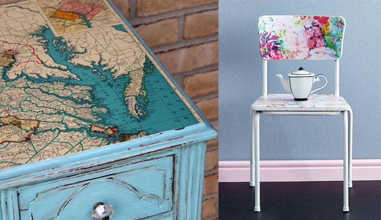 How to Become a Furniture Upcycler? Tips and Tricks for upcycling wood furniture by upcyclepost