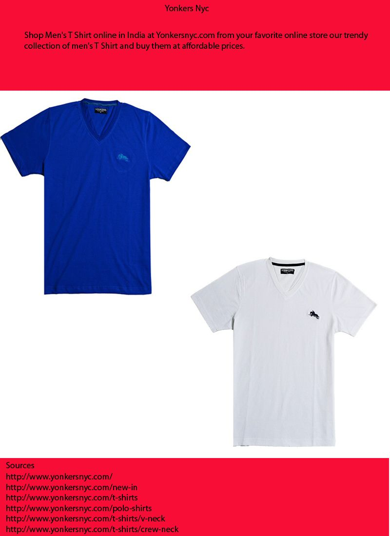 Buy Online Mens T Shirts in india