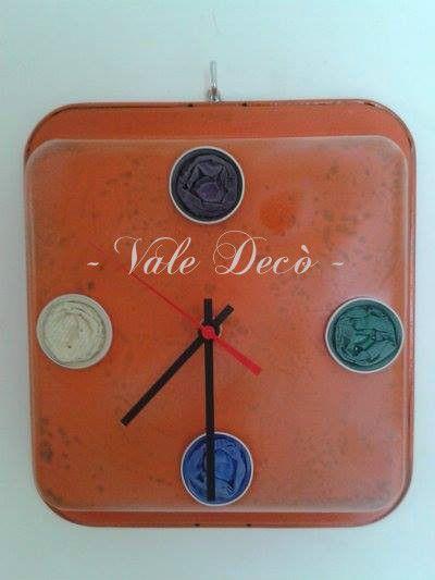 Orologio vintage. By Vale Decò