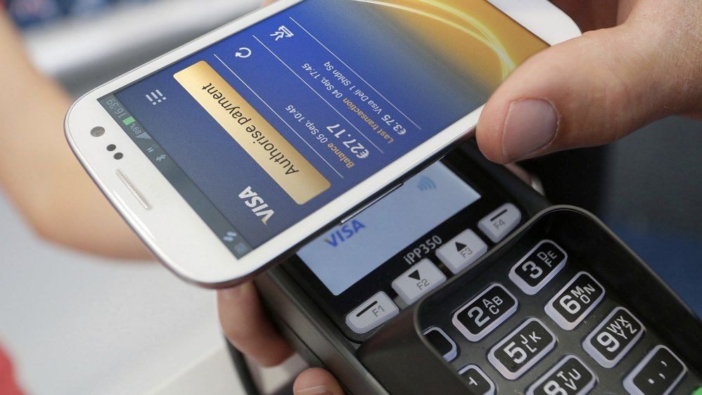 payment smartphone