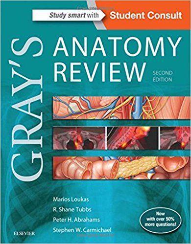 Grays anatomy review 2e 2nd edition anatomy anatomy fandeluxe Choice Image