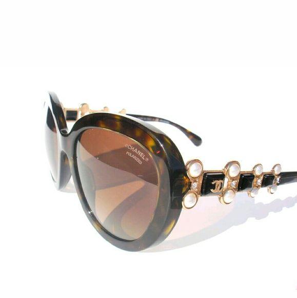 4b9f9b8154d Chanel Polarized Sunglasses