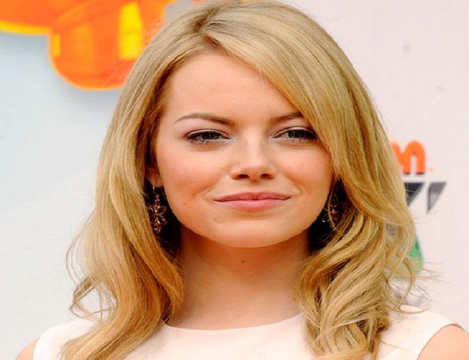 Best Blonde Medium Hairstyles Emma Stone Blonde Blonde Hair