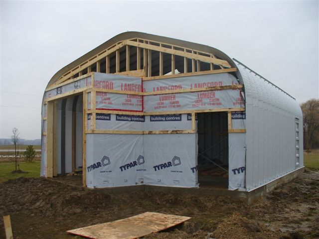 Future garage in process future garage pinterest steel garage future buildings offers easy to build do it yourself diy steel buildings learn the four simple steps to assemble your steel building solutioingenieria Images