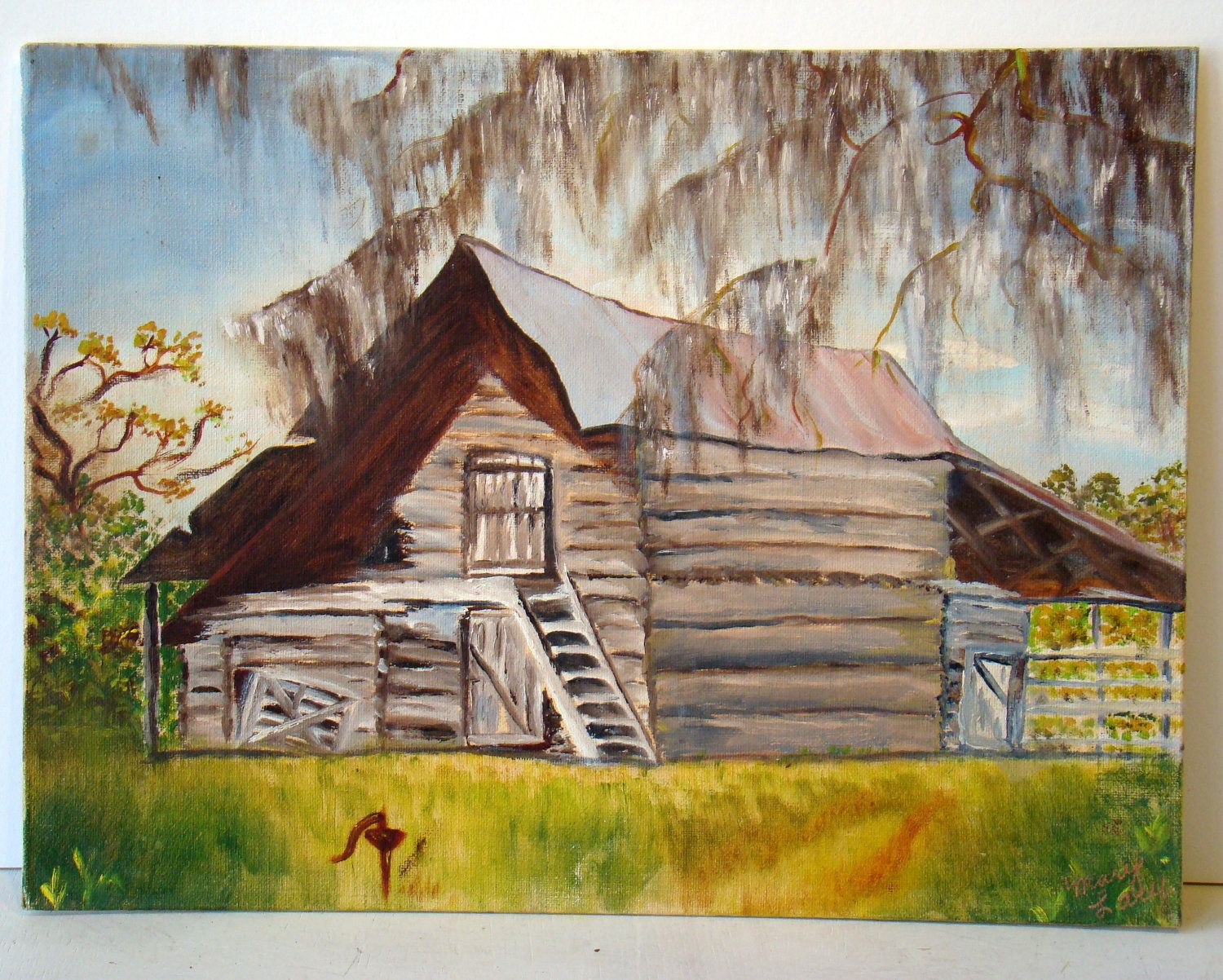 rustic barn painting barn painting painting painting Rustic Country Paintings id=85229