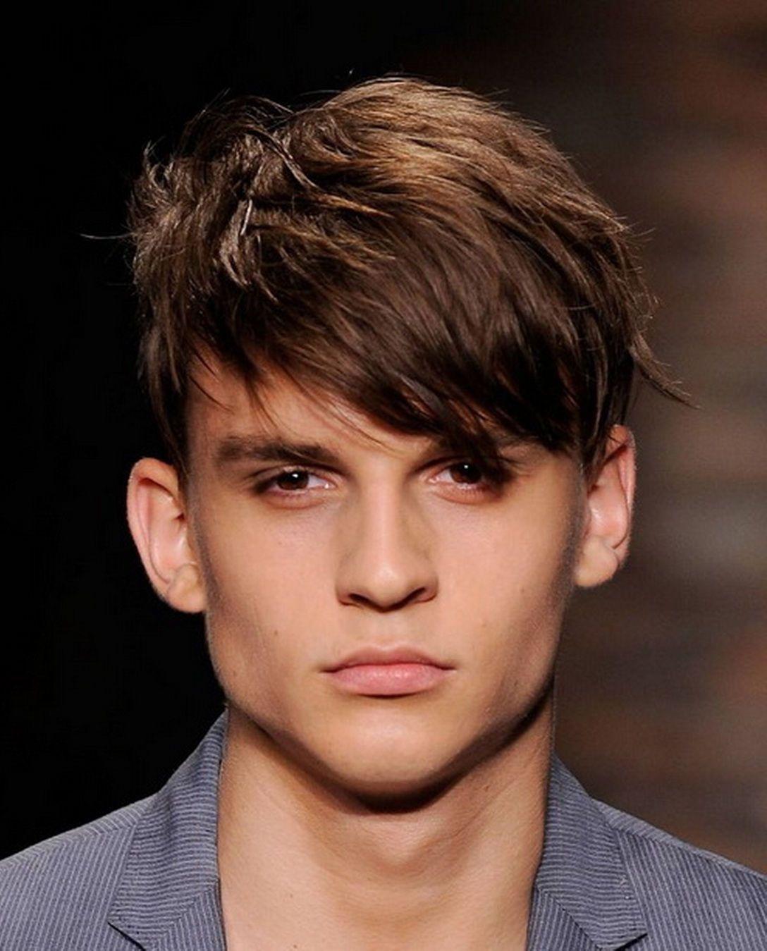 Haircuts for big foreheads men shaggy menus cut  justin  pinterest  shaggy and medium cut