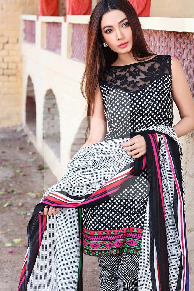 Summer dress in pakistan occupied | Best dress ideas | Pinterest ...