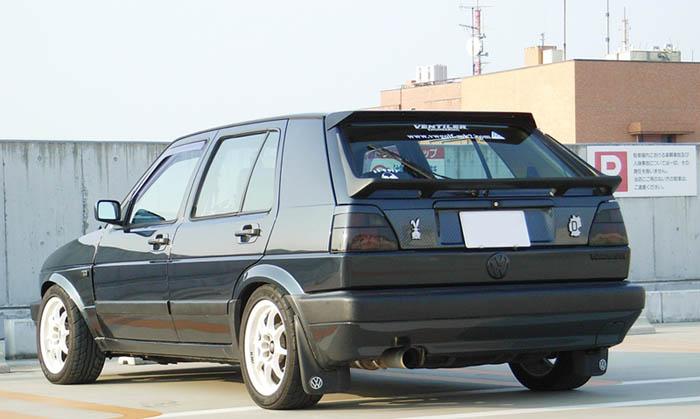 My Volkswagen Mk2 Golf Golf Now Vw Golf Chevrolet Impala