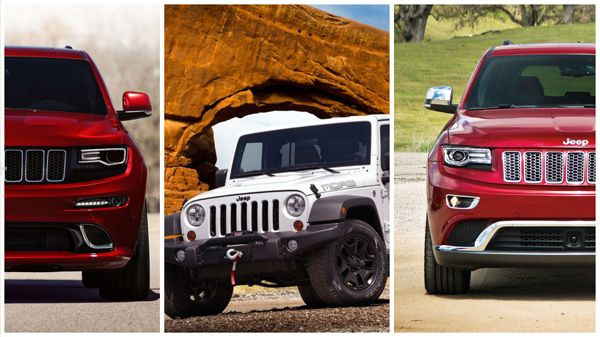 Jeep Will Launch Three Models In January 2016 Simultaneously
