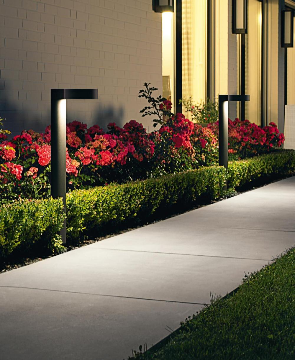 Pin Auf Wegbeleuchtung Im Garten