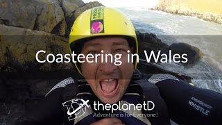 2:11  Coasteering in Wales
