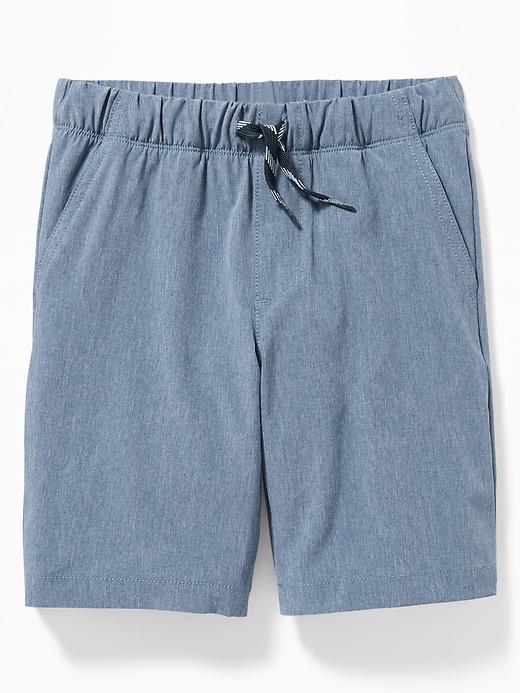 Boys Old Navy Built In Flex Ultimate Slim Khakis Pants GREEN Size 10 10 HUSKY