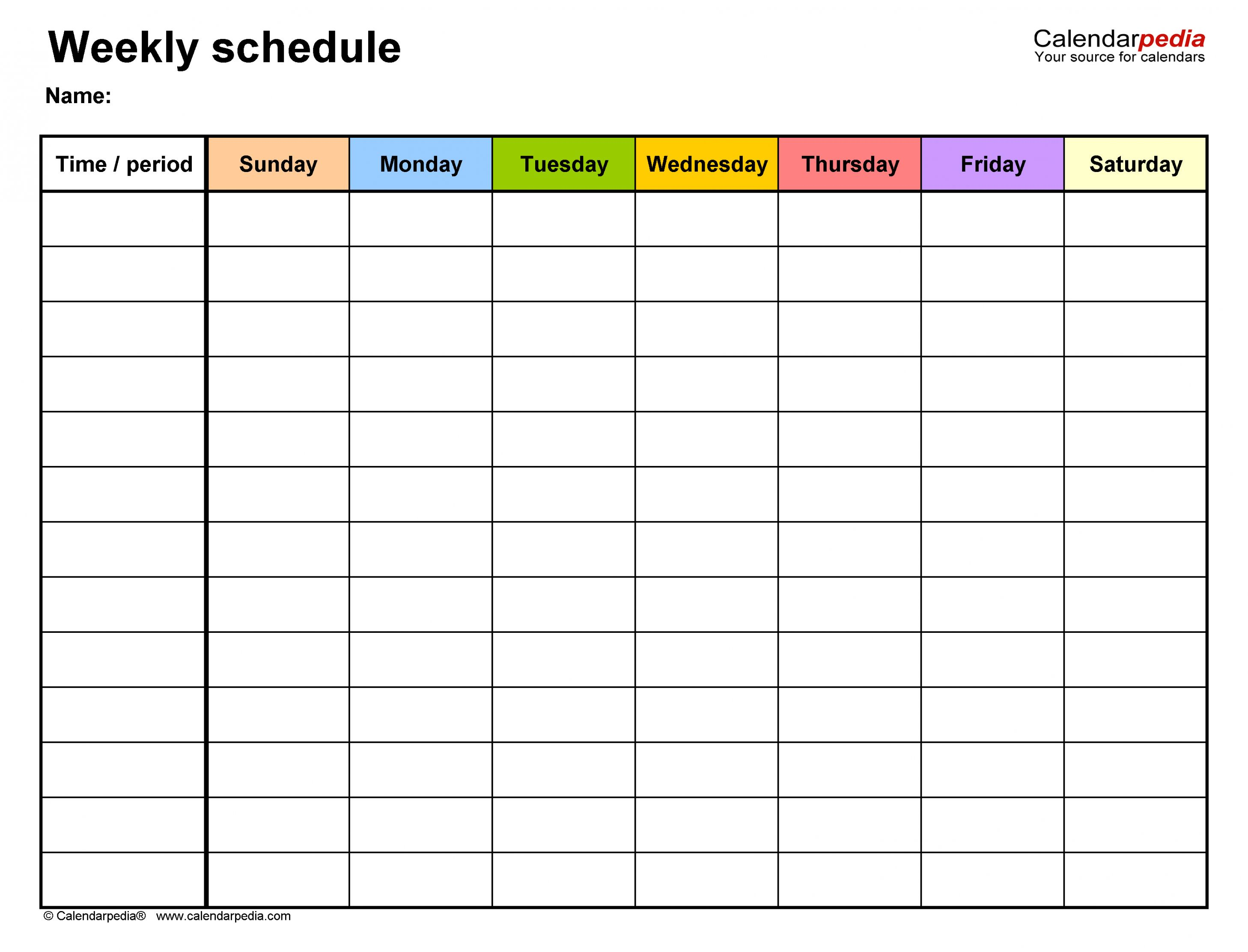 Create A Revision Timetable With Examtime S New Study Tool Study Schedule Revision Timetable Schedule Maker