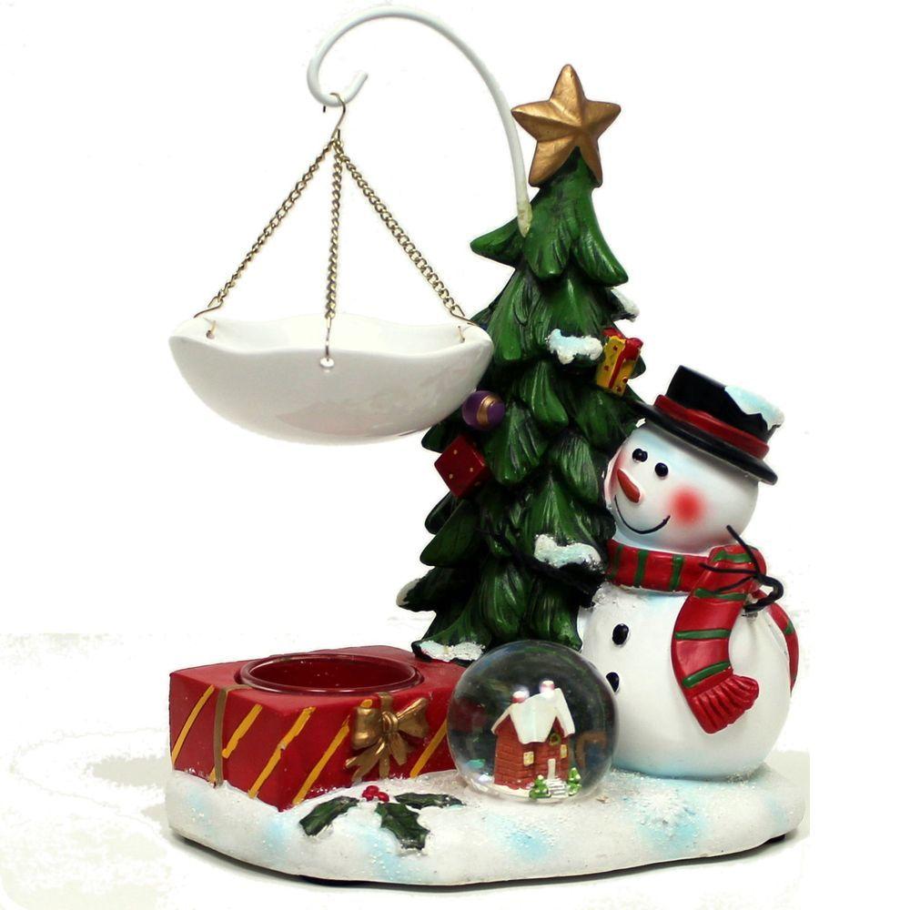 Yankee Candle Wax Melts Warmer Christmas Tree Snowman Snow Globe Hanging Tarts Yankee Candle Christmas Yankee Candle Wax Melts Yankee Candle