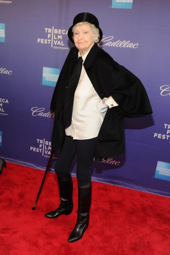 19 Times Elaine Stritch Taught Us How To Wear Clothes