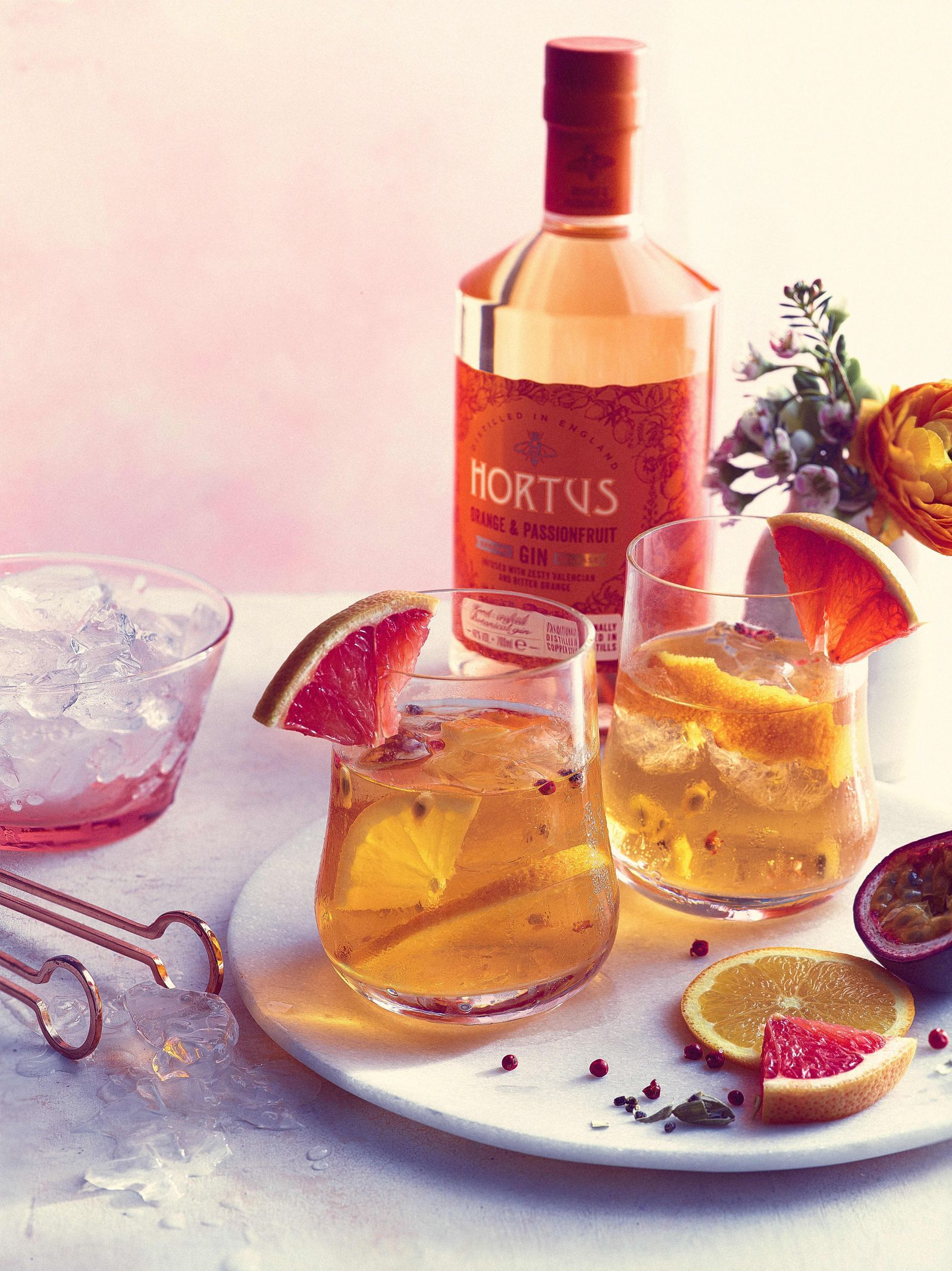 Lidl S New Orange Passionfruit Gin Sounds So Delicious In 2020 Gin Flavoured Gin Photographing Food