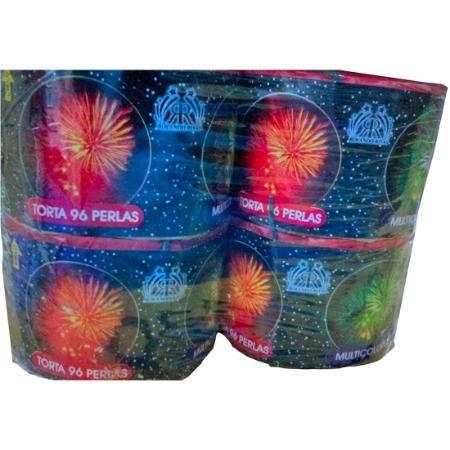 Torta 96 Perlas -apto Renar- Hoy Pirotecnia La Golosineria $ 49.99 - LA GOLOSINERIA