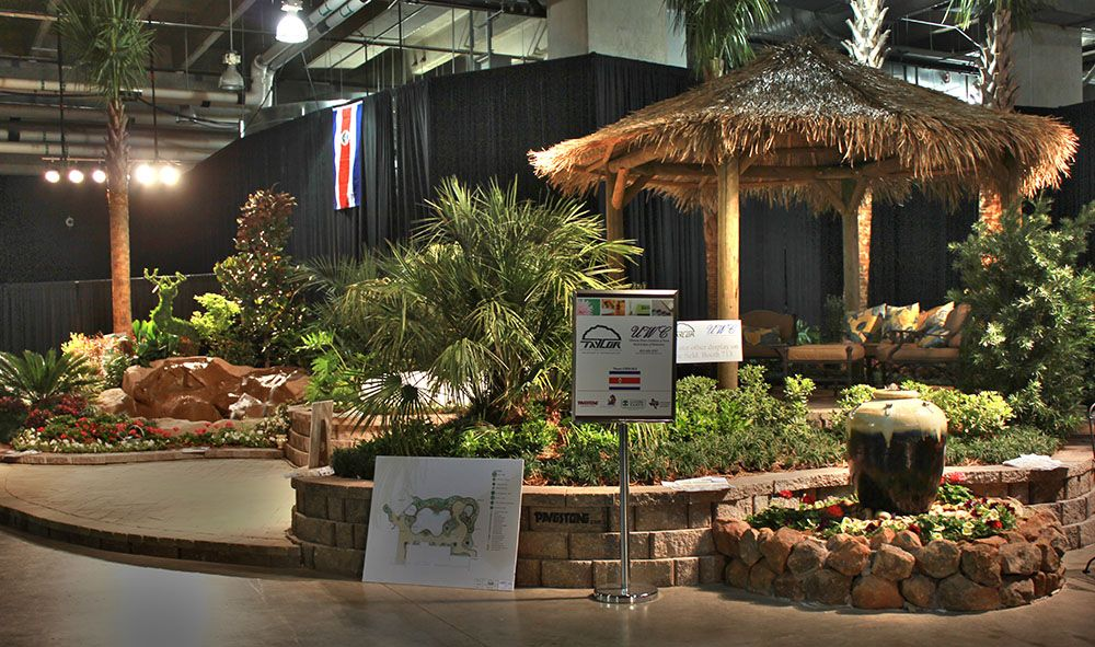Texas Landscaping Big Texas Home Garden Show