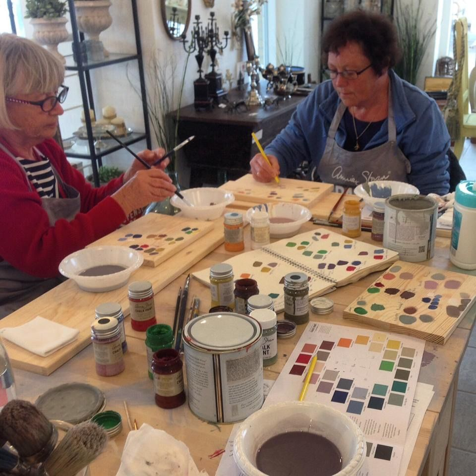 Kommende workshops med Chalk Paint ™