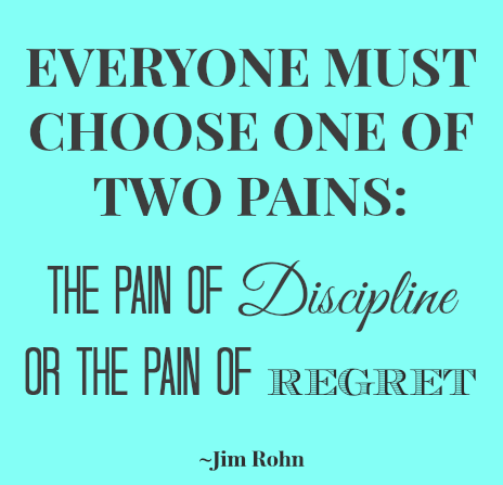 Discipline Quotes Endearing The Importance Of Selfdiscipline  Pinterest  Classy Women Classy