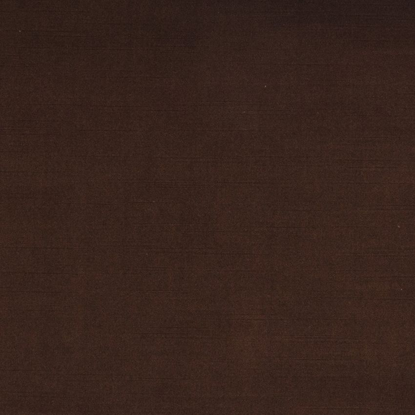 Sable Brown Solid Texture Plain Velvet Upholstery Fabric With