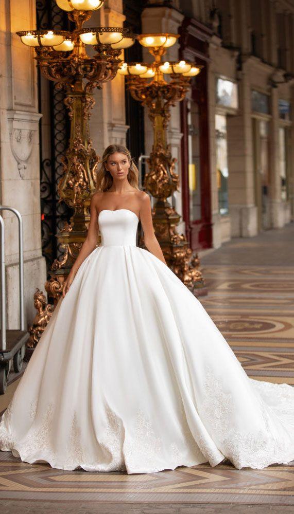 Milla Nova Wedding Dresses — Simply Milla Collection