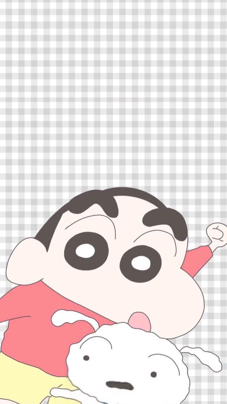 Wallpaper Mobile Phone Shin Chan Images