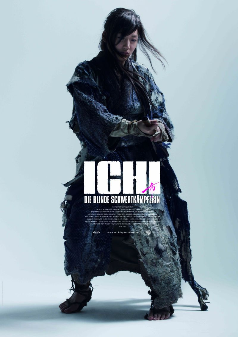 Ichi The Blind Swordswoman Ichi Is A Blind Woman Who