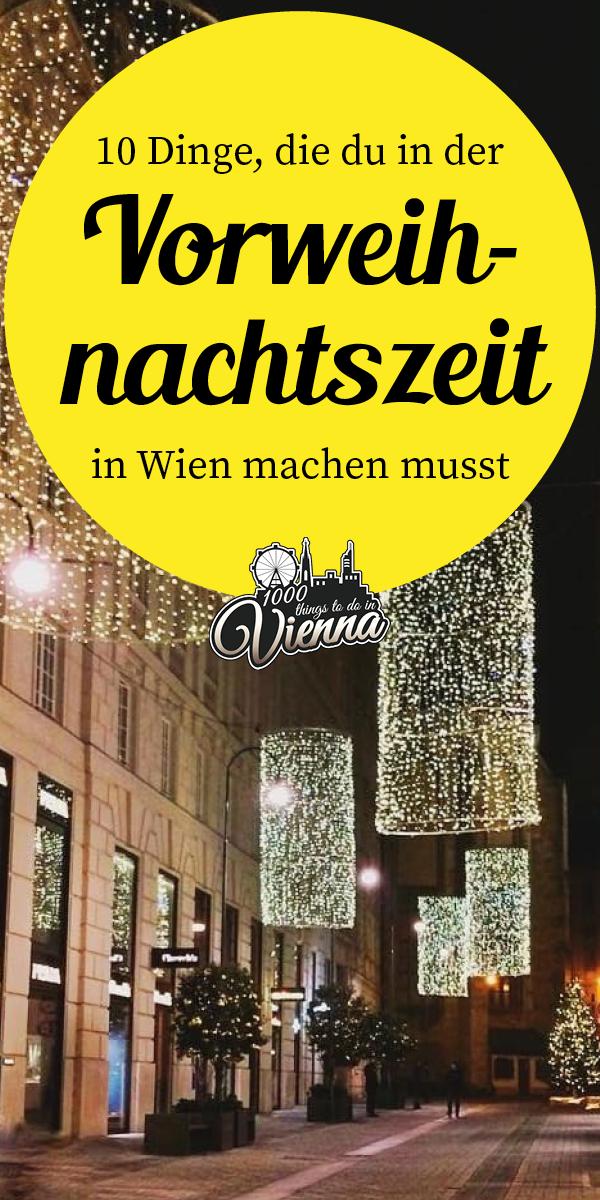 10 Dinge Die Man Nicht Tun Sollte Pin Auf Vienna