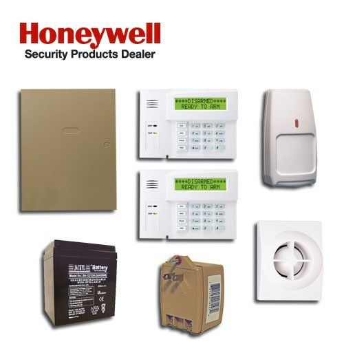 honeywell ademco vista 20p with 1 6160 and 1 6160rf keypad rh pinterest com GE Security System Security System Flow Chart