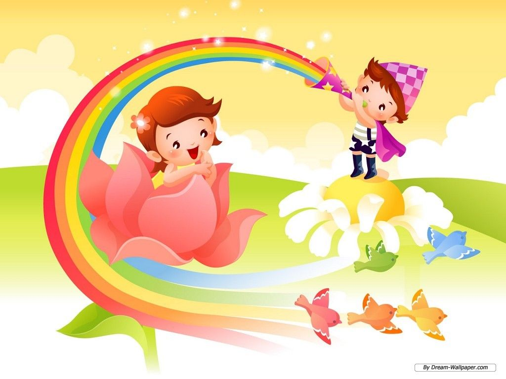 free cartoon wallpaper children games 3 wallpaper 1024x768 wallpaper index 14 - Free Children Images