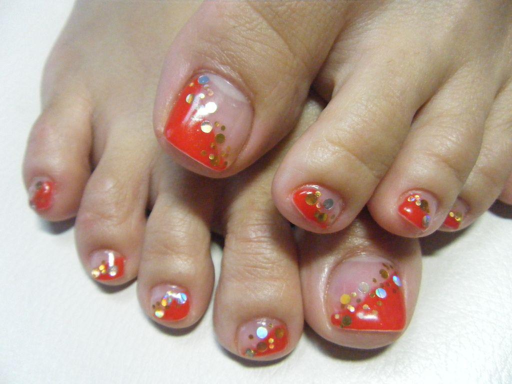 Toe Nails Designs | Toenail designs: Gel toenail designs | Nail-toes ...