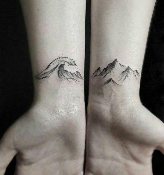 ▷ 90 Tattoo Handgelenk Ideen nach den neusten Trends