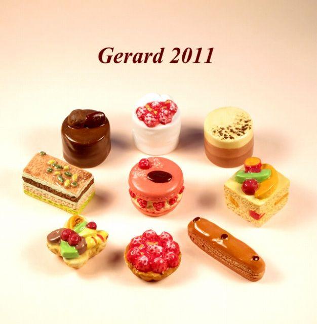【フェーブ】GERARD ジェラール 9個 2011年