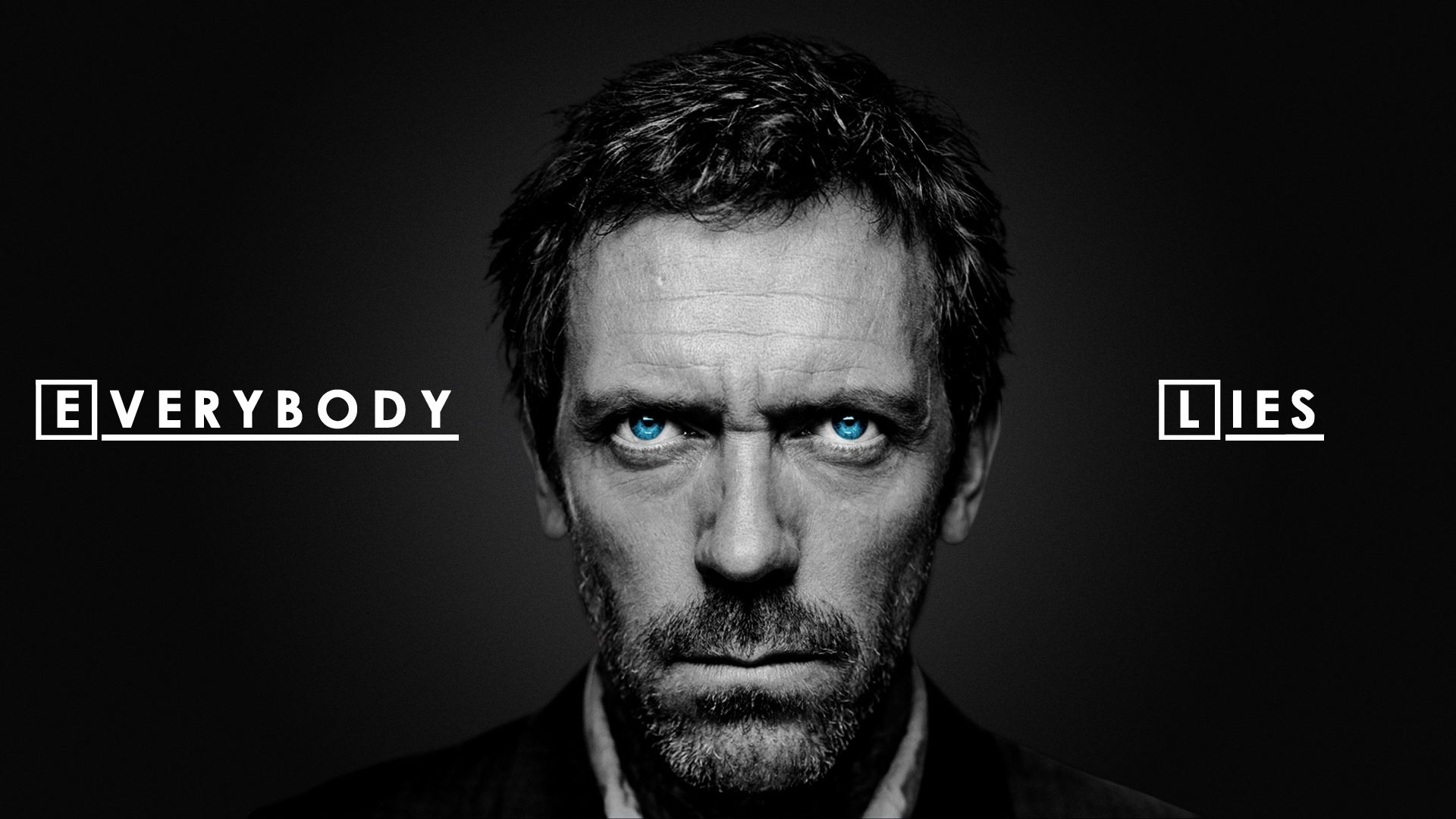 1920x1080 Everybody Lies Dr.House Wallpaper Download | House md, Dr house, Everybody  lies