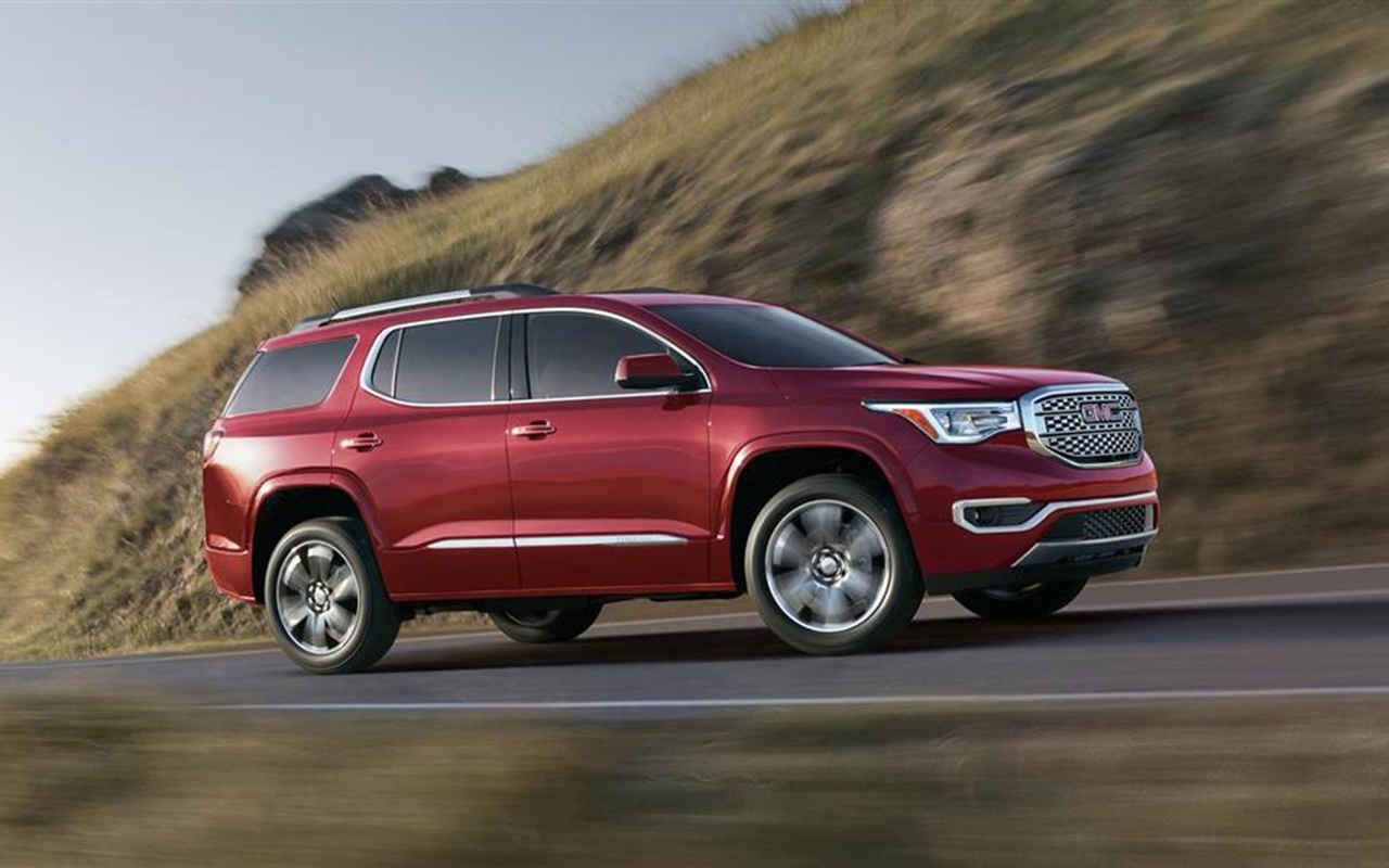 Pin By Briant James On New Car Models 2017 Acadia Denali Gmc