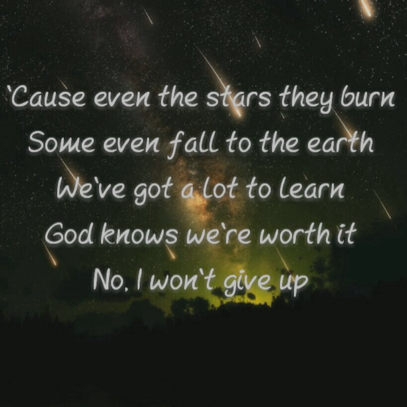 I won't give up by Jason Mraz | Lyrics | Pinterest | Jason mraz