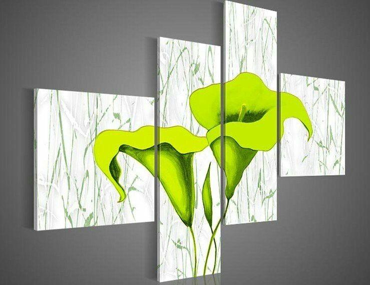 Quadros flores