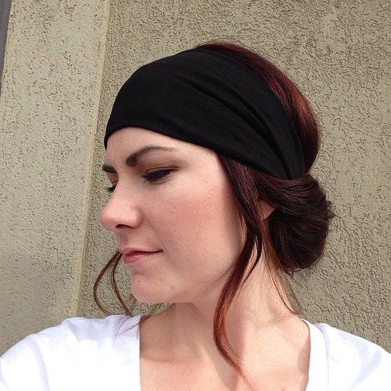 Black Headwrap a4c47fad03
