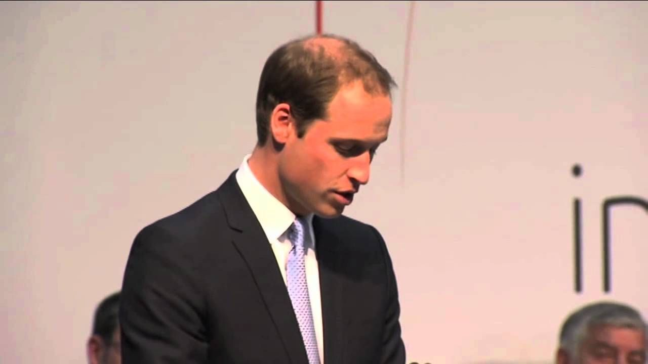 Prince William jokes about Prince Harry\'s naked photos | ♛ British ...
