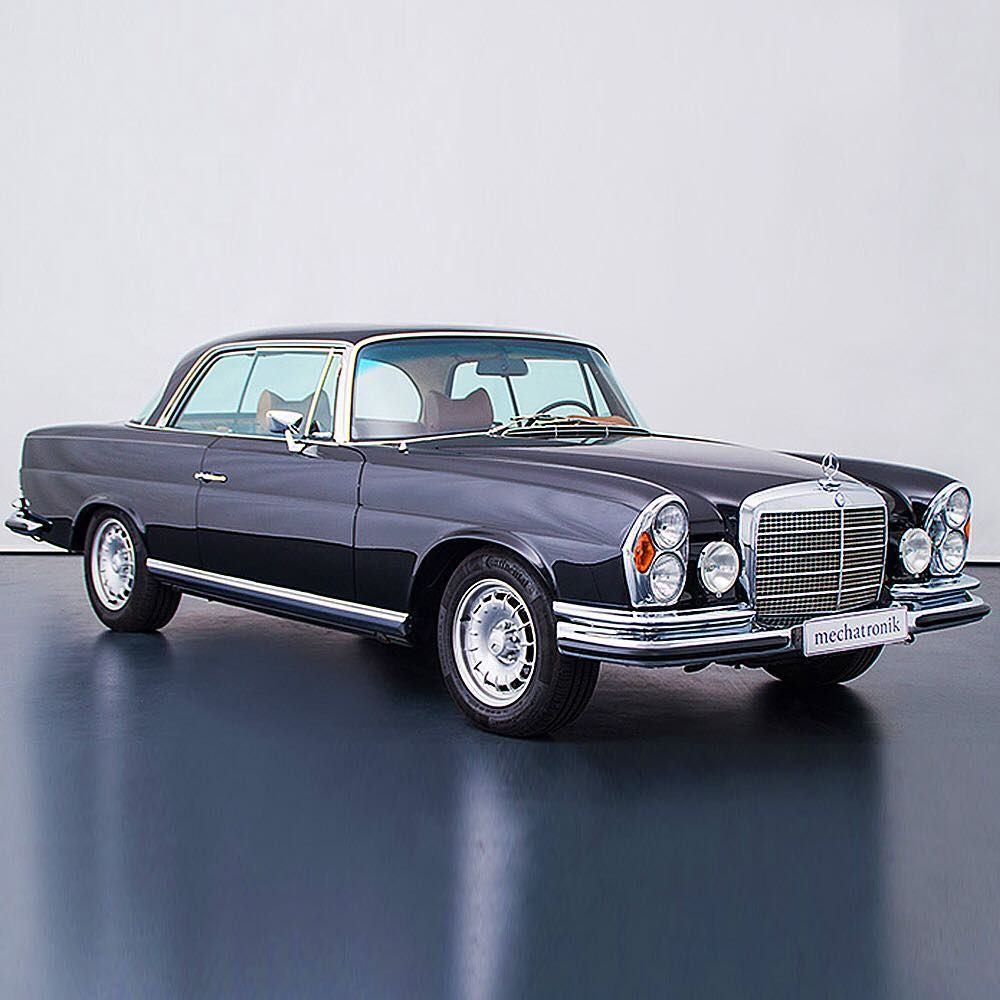 1970 Mercedes Benz W111 M Coupe With Images Classic Cars