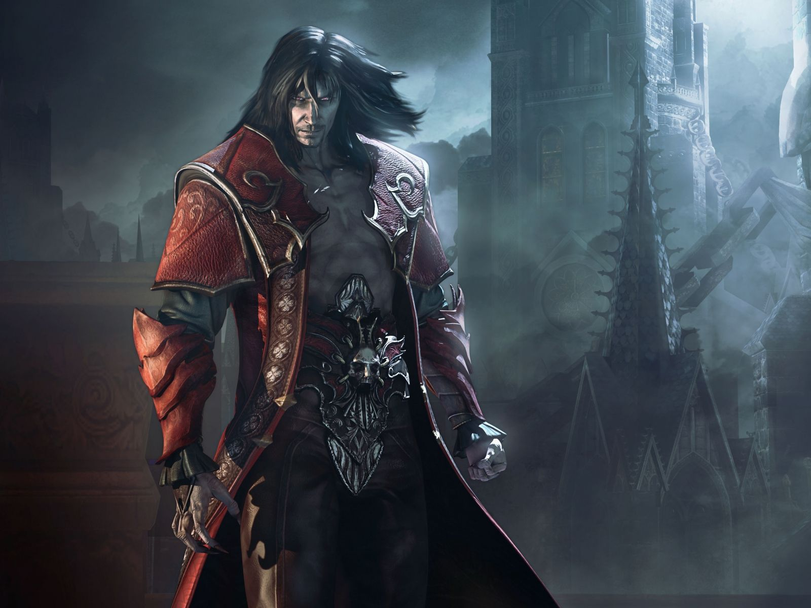 1600x1200 Wallpaper Castlevania Lords Of Shadow 2 Gabriel