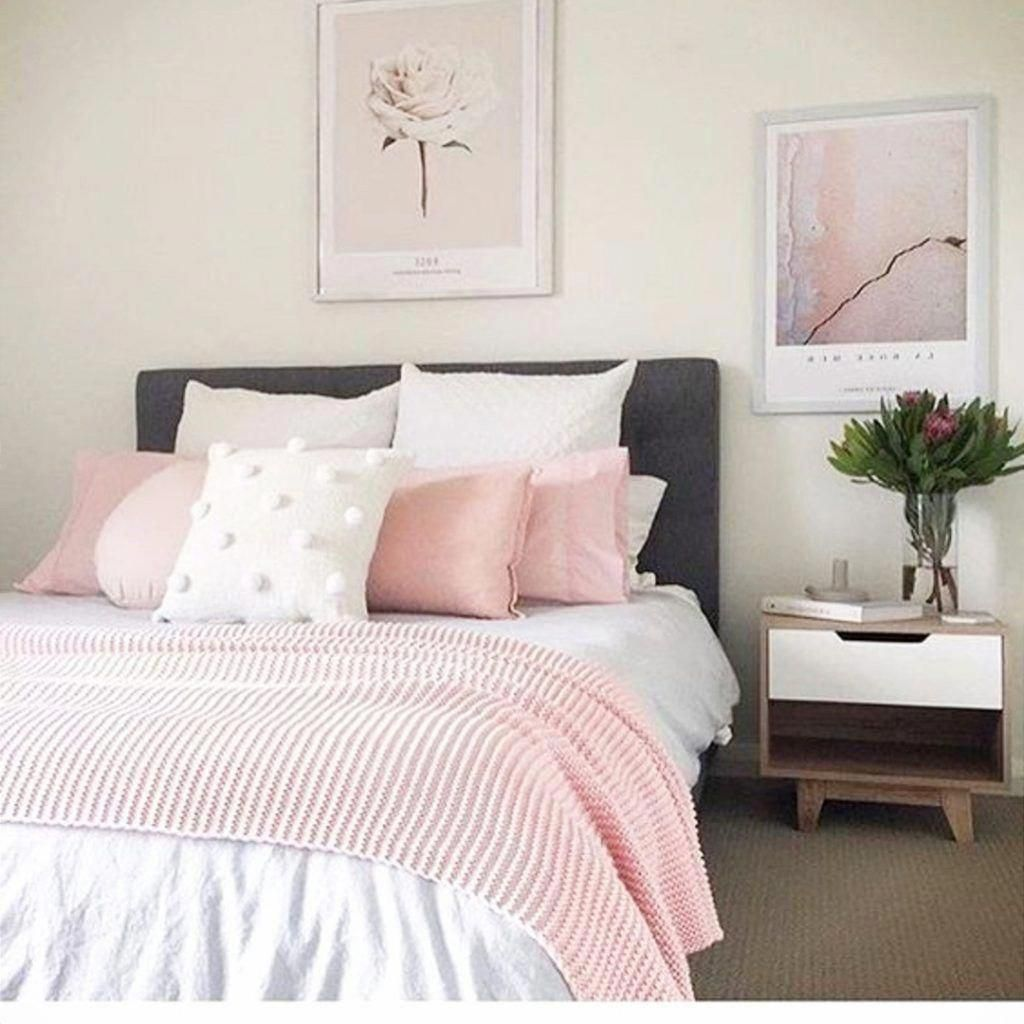 blush pink and white idea for my bedroom blushpinkbedroom on cute bedroom decor ideas for teen romantic bedroom decorating with light and color id=37751