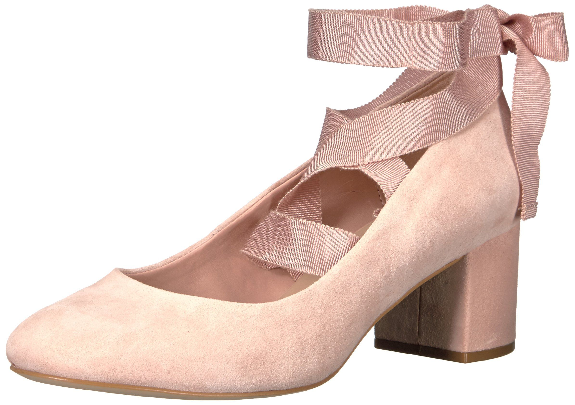 Shoes for light pink dress  Aldo Womenus Wunderly Dress Pump Light Pink  B US  Shoes  Pinterest