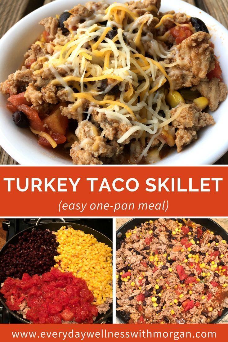 Turkey Taco Skillet images